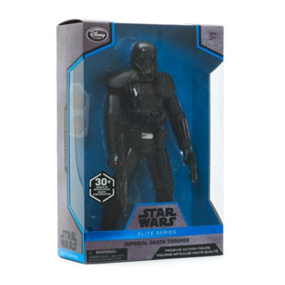 Imperial Death Trooper Elite Series Premium Action Figure, Rogue One: A Star Wars Story