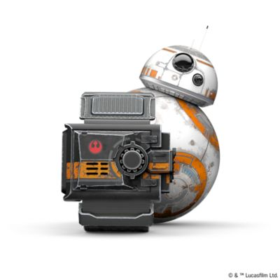 BB-8 Interactive Robotic Droid with Force Band by Sphero
