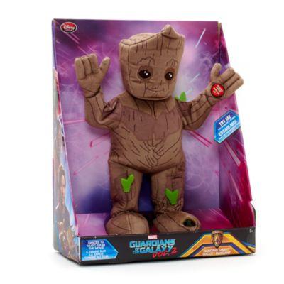 Guardians of the Galaxy Vol. 2 dansande Groot