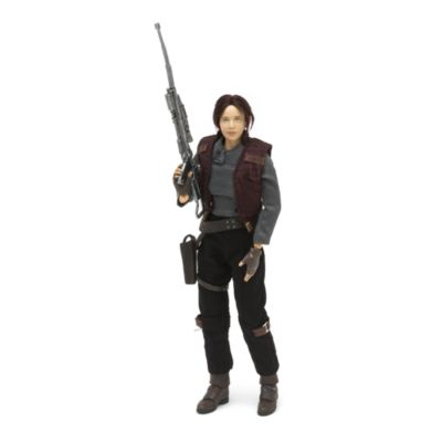 Førsteklasses Sergent Jyn Erso Elite-actionfigur, Rogue One: A Star Wars Story