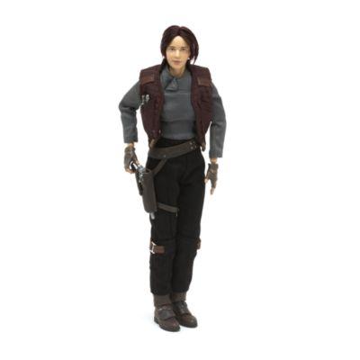 Figurita de acción de primera calidad Sargento Jyn Erso, Rogue One: Una historia de Star Wars, colección Élite