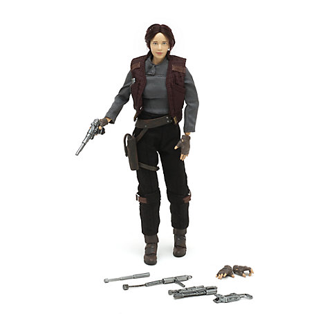Sergeant Jyn Erso Elite Series Premium Action Figure, Rogue One: A Star Wars Story