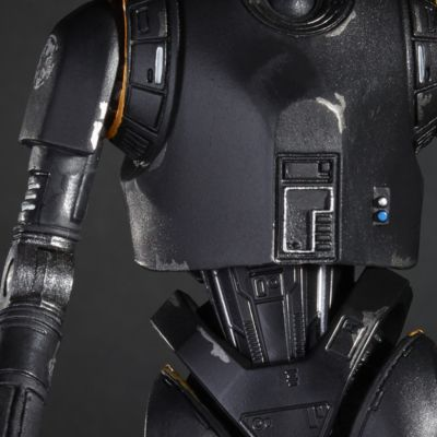 Rogue One: A Star Wars Story - K-2SO Actionfigur Black Series (ca. 15 cm)