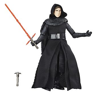 Kylo Ren Unmasked Black Series Figure, Star Wars: The Force Awakens
