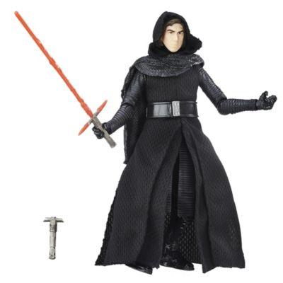 Star Wars: Das Erwachen der Macht - Kylo Ren Actionfigur unmaskiert Black Series