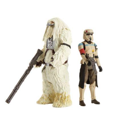 Muñecos acción soldado de asalto Scarif y Moroff 15 cm, Rogue One: Una historia de Star Wars