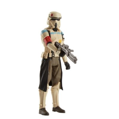 Scarif Stormtrooper and Moroff 6'' Action Figures, Rogue One: A Star Wars Story