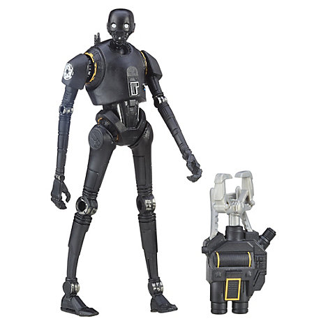 Rogue One: A Star Wars Story - K-2SO Actionfigur (ca. 9,5 cm)