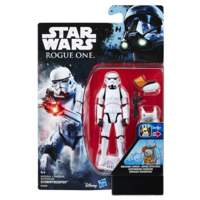 Figurine articulée Stormtrooper impérial 9,5 cm, Rogue One: A Star Wars Story