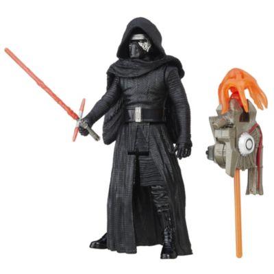 Muñeco acción Kylo Ren 9,5 cm, Star Wars VII: El despertar de la Fuerza