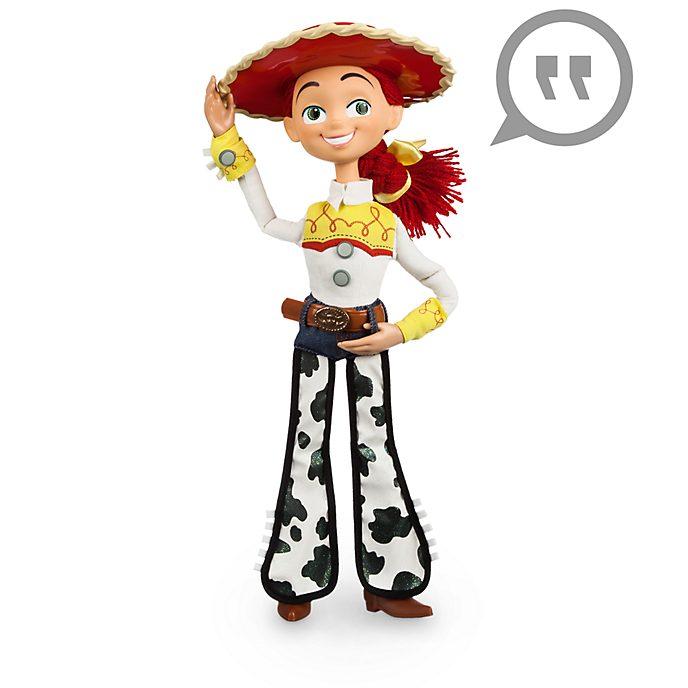 Muñeca parlanchina Jessie d2de3150848