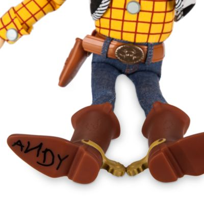 Muñeco parlanchín Woody, Toy Story