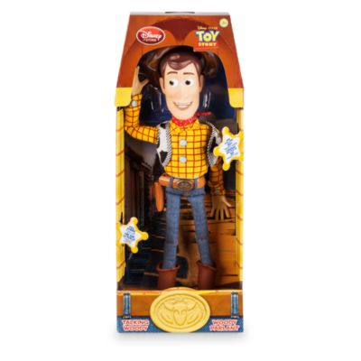 Talende Woody-figur, Toy Story