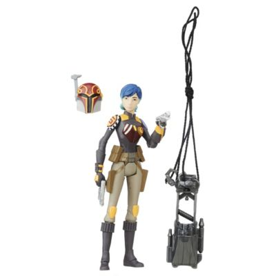 Sabine Wren 3.75'' Action Figure, Star Wars Rebels