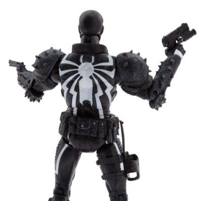 Muñeco de acción Flash Thompson, Venom (edición especial Marvel Select para coleccionistas)