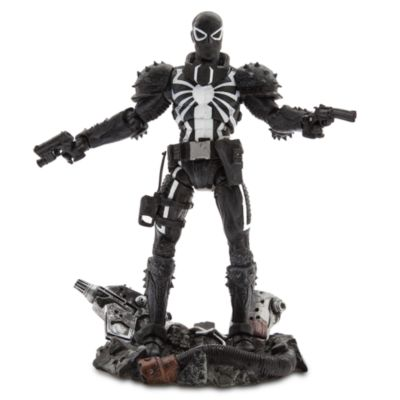 Special Collector Edition-actionfigur af Flash Thompson, agent Venom, Marvel Select