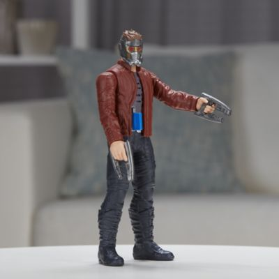 Star-Lord figur med elektronisk musikmix, Guardians of the Galaxy Vol. 2