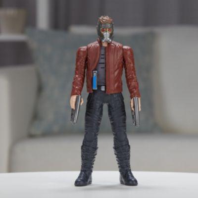 Figurine Star-Lord électronique avec compilation musicale, Gardiens de la Galaxie Vol. 2