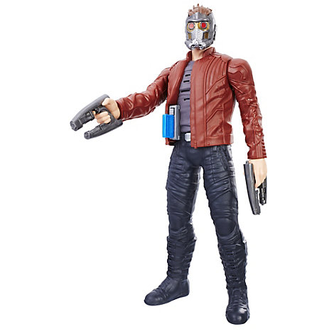 Electronic Music Mix Star-Lord Figure, Guardians of the Galaxy Vol. 2