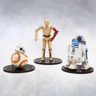 Droid Elite Series Die-Cast Figure Set, Star Wars: The Force Awakens
