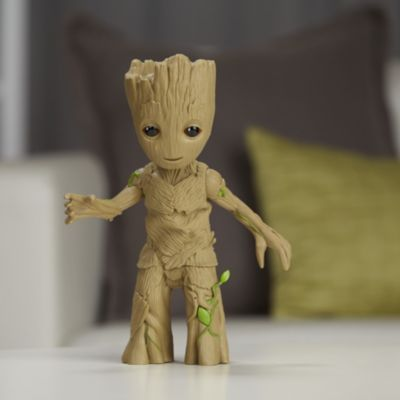 guardians of the galaxy vol 2 dancing groot figure. Black Bedroom Furniture Sets. Home Design Ideas