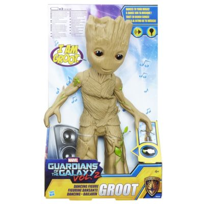 Personnage Groot danseur Gardiens de la Galaxie Vol. 2