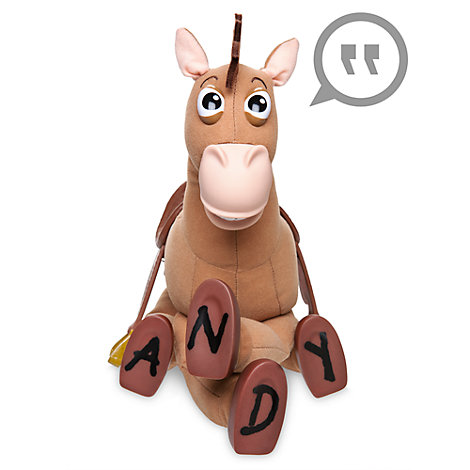 Bullseye Talking Action Figure, Toy Story