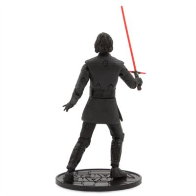 Kylo Ren Unmasked Elite Series Die-Cast Action Figure, Star Wars: The Last Jedi