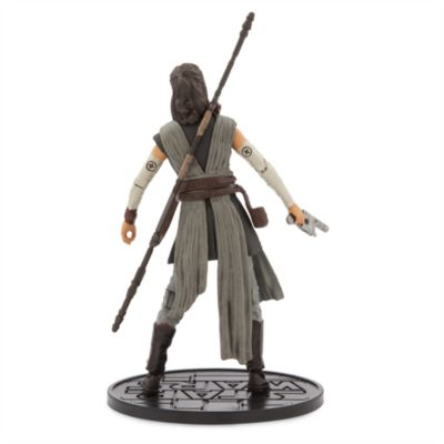 Rey, Elite-serien, diecast-actionfigur, Star Wars: The Last Jedi