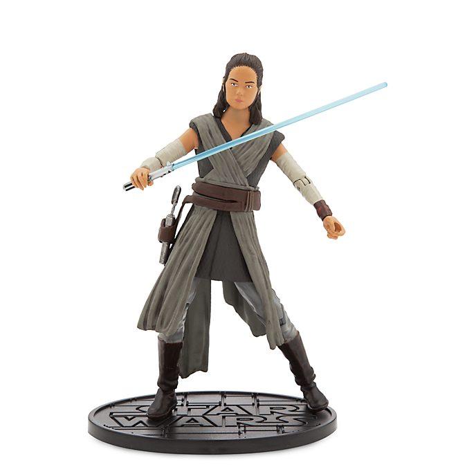 Rey Elite Series Die-Cast Action Figure, Star Wars: The Last Jedi