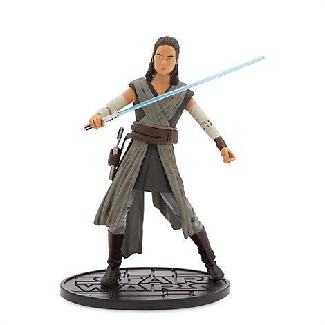 Rey formstøbt actionfigur, Star Wars: The Last Jedi
