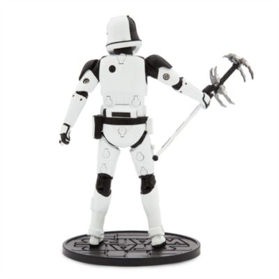 Stormtrooper i First Order, Elite-serien, diecast-actionfigur, Star Wars: The Last Jedi