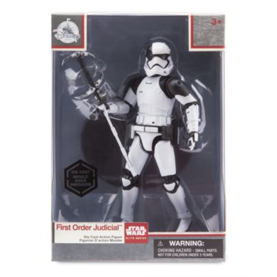Første Orden stormtrooper officer formstøbt actionfigur, Star Wars: The Last Jedi