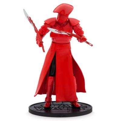 Figura a escala guarda pretoriano élite serie Élite, Star Wars: Los últimos Jedi