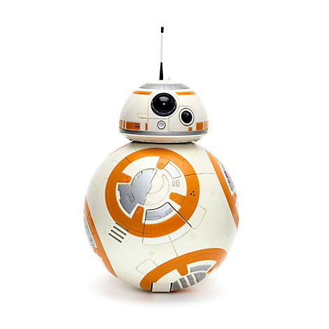 Talande interaktiv BB-8 actionfigur, Star Wars