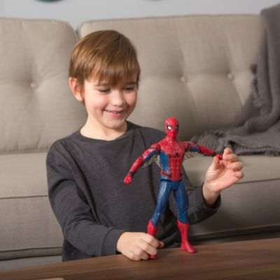 Figurine parlante articulée Eye FX, Spider-Man : Homecoming