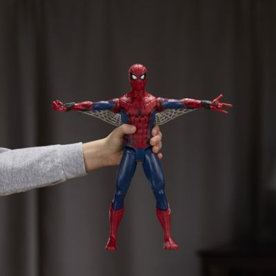Spider-Man Homecoming Eye FX Talking Action Figure