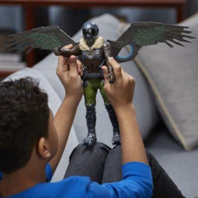 Muñeco de acción con voz de Buitre, Spider-Man Homecoming