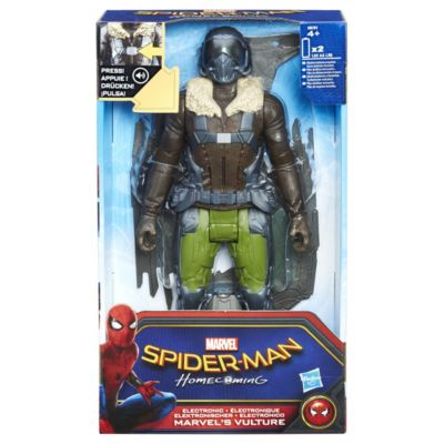 Figurine parlante articulée Vautour, Spider-Man : Homecoming