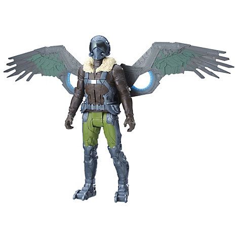 Vulture talande actionfigur, Spider-Man Homecoming