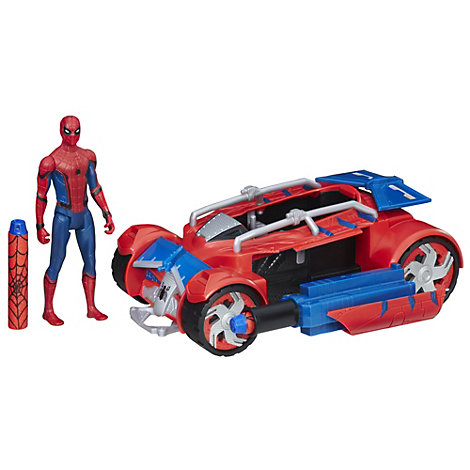 Spider-Man Homecoming, Spider Racer