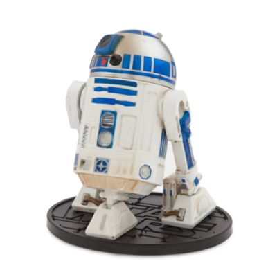 R2-D2 formstøbt actionfigur, Star Wars: The Last Jedi