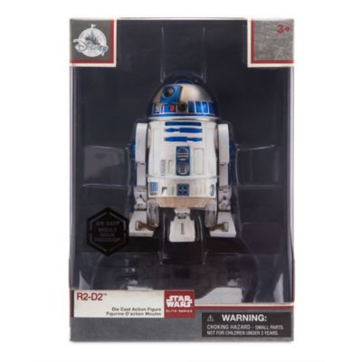 Action Figure Elite Series Die-Cast di R2-D2, Star Wars: Gli Ultimi Jedi