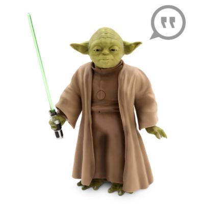 Talande interaktiv Yoda actionfigur, Star Wars