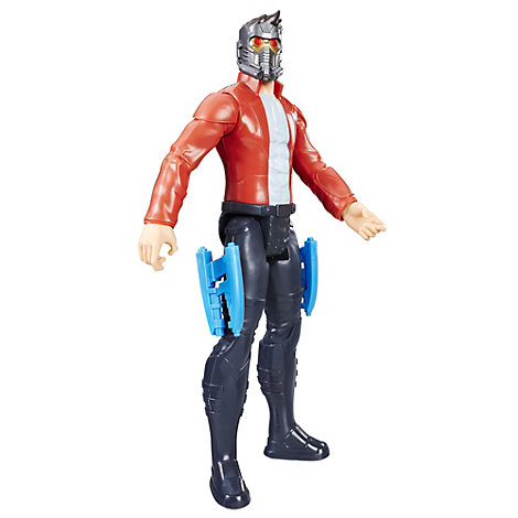 Figura de Star Lord de la serie Titan Hero de 30cm, Guardianes de la Galaxia