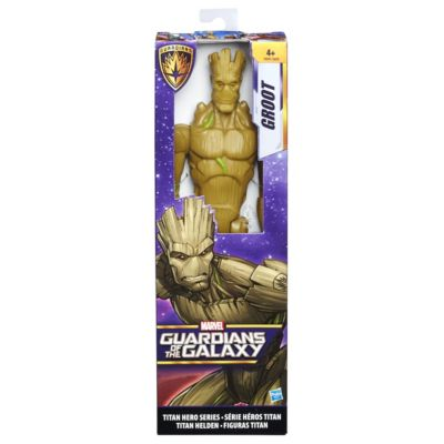 Groot figur, 30 cm, från Titan Hero-serien, Guardians of the Galaxy
