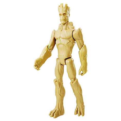 Groot Figur der Titan Hero Series (30 cm), Guardians of the Galaxy