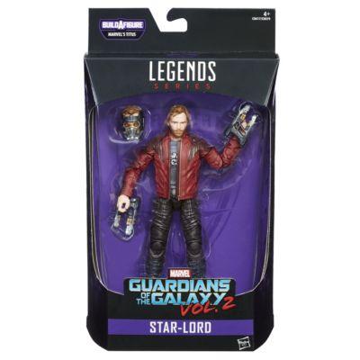 Figura de Star Lord de la serie Legends de 15cm, Guardianes de la Galaxia vol. 2