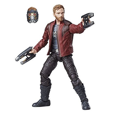 Figurine Star-Lord 15 cm série Legends, Gardiens de la Galaxie Vol. 2