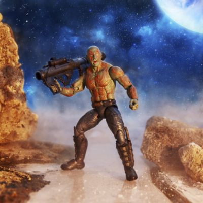 Drax Figur der Legends Series (15 cm), Guardians of the Galaxy Vol. 2